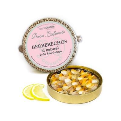 Berberechos al natural Rosa...
