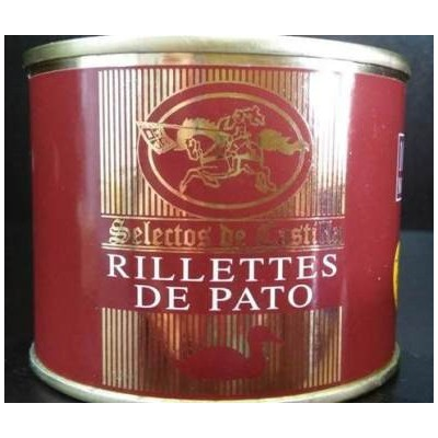 copy of Rillettes de pato...